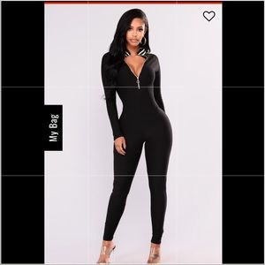 All Zipped Up Jumpsuit